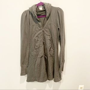 Prairie Underground Long/Duster Cloak Hoodie